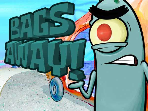 SpongeBob SquarePants: Bags Away