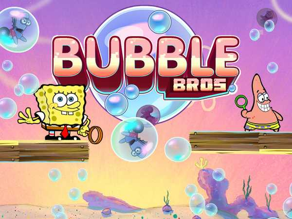 SpongeBob SquarePants: Bubble Bros