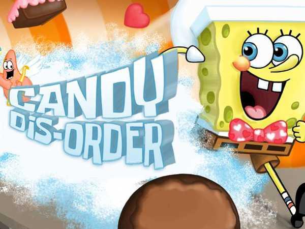 SpongeBob SquarePants: Candy Dis-Order
