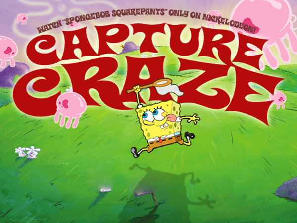 SpongeBob SquarePants: Capture Craze