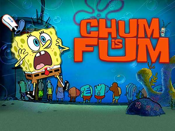 SpongeBob SquarePants: Chum is Fum
