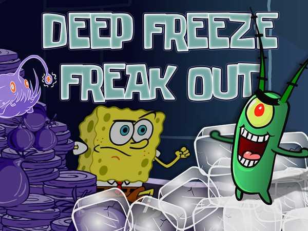 SpongeBob SquarePants: Deep Freeze Freak Out