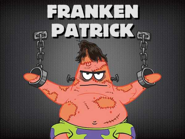 SpongeBob SquarePants: FrankenPatrick