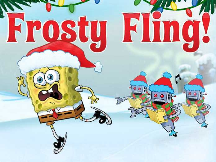 SpongeBob SquarePants: Frosty Fling