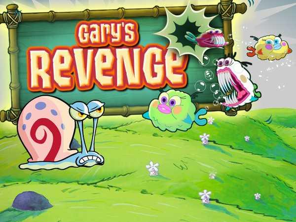 SpongeBob SquarePants: Gary's Revenge