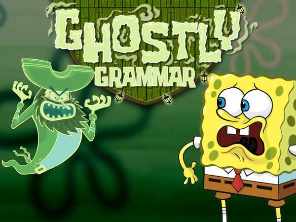 SpongeBob SquarePants: Ghostly Grammar