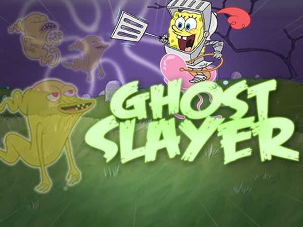 SpongeBob SquarePants: Ghost Slayer