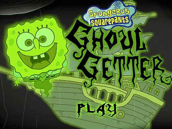 SpongeBob SquarePants: Ghoul Getter