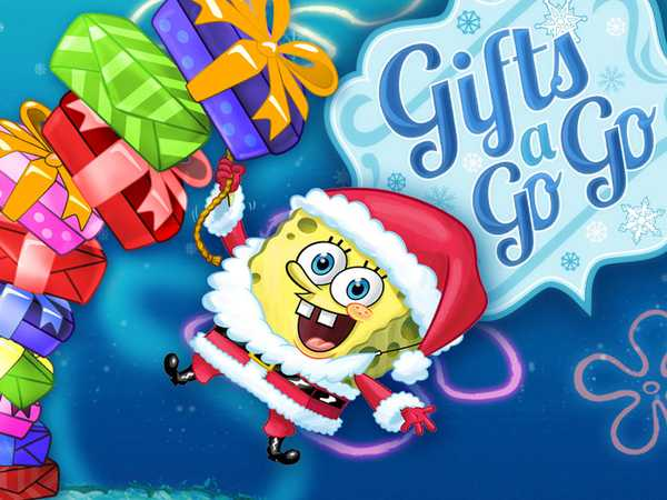 SpongeBob SquarePants: Gifts a Go-Go!
