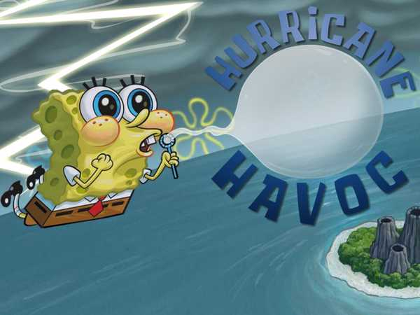 SpongeBob SquarePants: Hurricane Havoc
