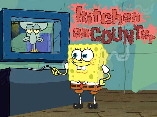 SpongeBob SquarePants: Kitchen Encounter