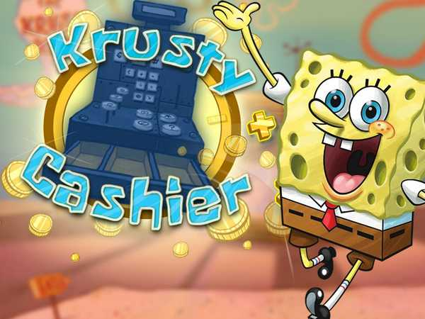 SpongeBob SquarePants: Krusty Cashier