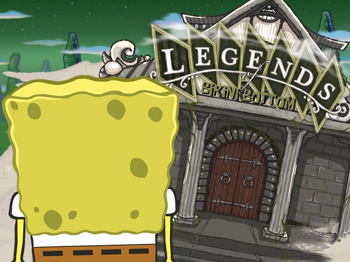 spongebob squarepants  legends of bikini bottom