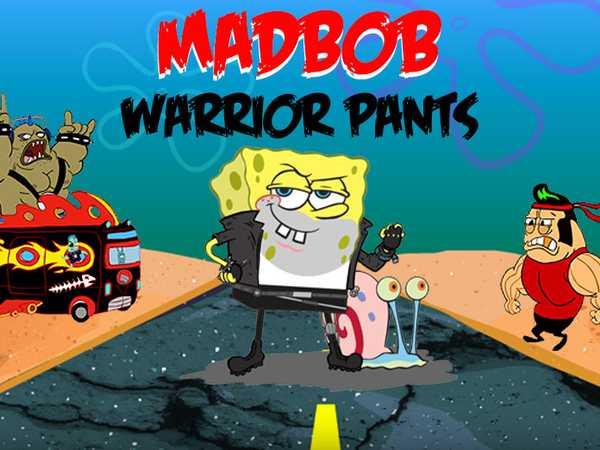 SpongeBob SquarePants: MadBob WarriorPants