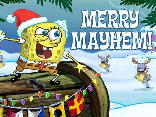 SpongeBob SquarePants: Merry Mayhem