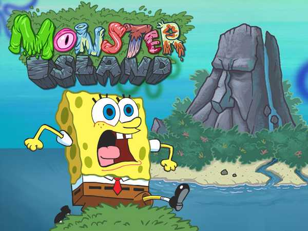SpongeBob SquarePants: Monster Island