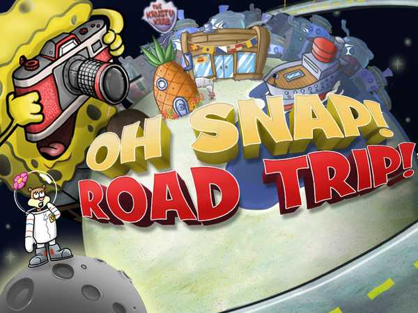 SpongeBob SquarePants: Oh Snap! Road Trip!