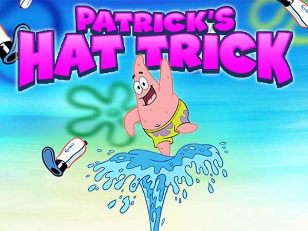SpongeBob SquarePants: Patrick's Hat Trick