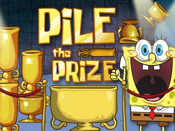 SpongeBob SquarePants: Pile the Prize