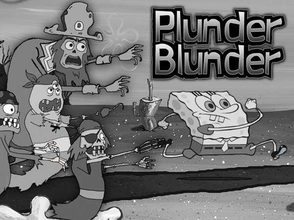 SpongeBob SquarePants: Plunder Blunder