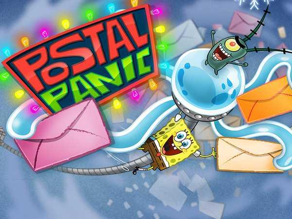 SpongeBob SquarePants: Postal Panic