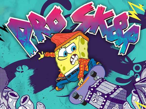 SpongeBob SquarePants: Pro Sk8r