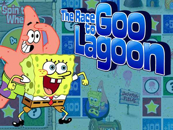 SpongeBob SquarePants: Race to the Goo Lagoon