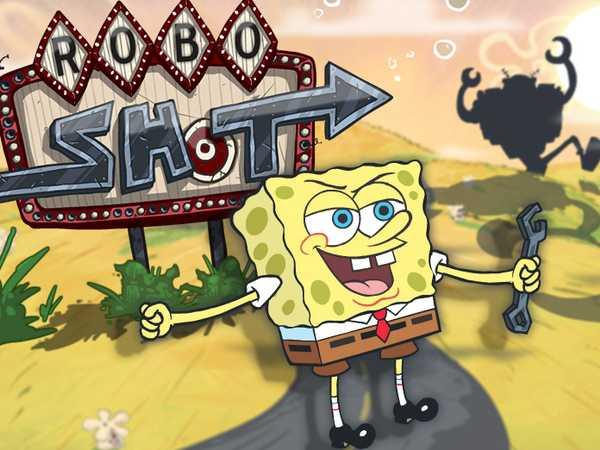 SpongeBob SquarePants: RoboShot