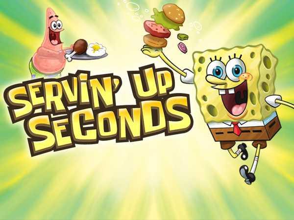 SpongeBob SquarePants: Servin' Up Seconds