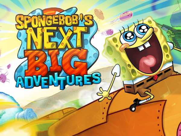 SpongeBob's Next Big Adventures