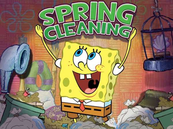SpongeBob SquarePants: Spring Cleaning