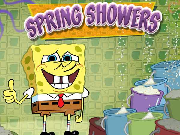 SpongeBob SquarePants: Spring Showers