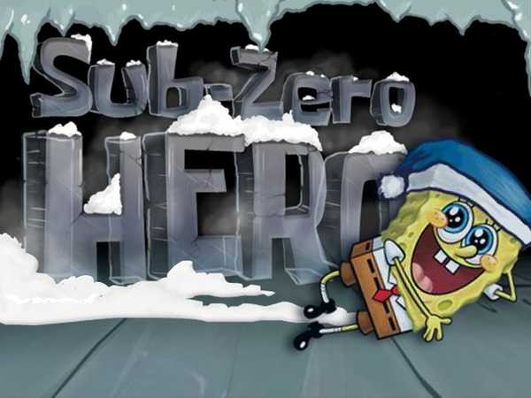 SpongeBob SquarePants: Sub Zero Hero