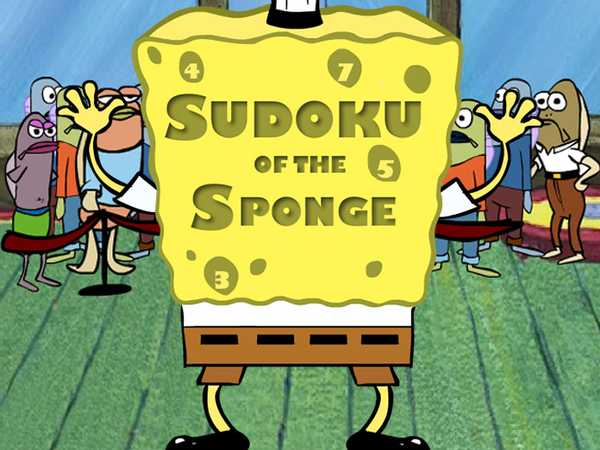 SpongeBob SquarePants: Sudoku of the Sponge