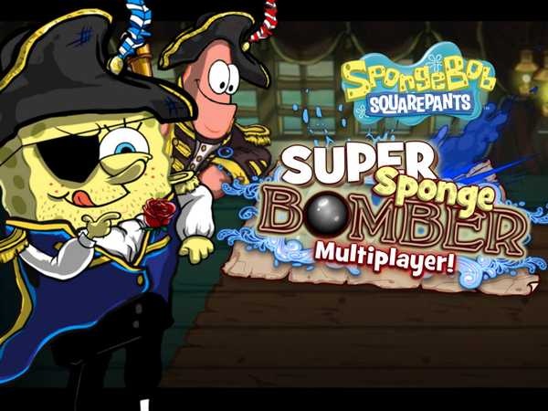 SpongeBob SquarePants: Super SpongeBomber Multiplayer