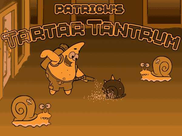 SpongeBob SquarePants: Patrick's Tartar Tantrum