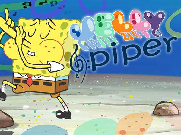 SpongeBob SquarePants: The Jelly Piper