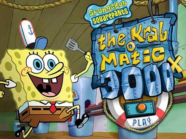 SpongeBob SquarePants: The Krab-o-Matic 3000