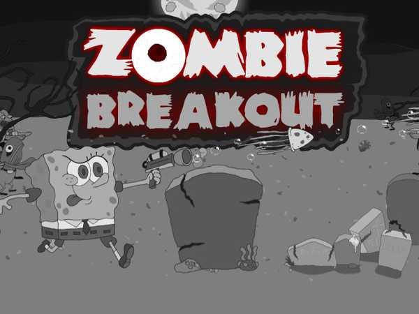 SpongeBob SquarePants: Zombie Breakout