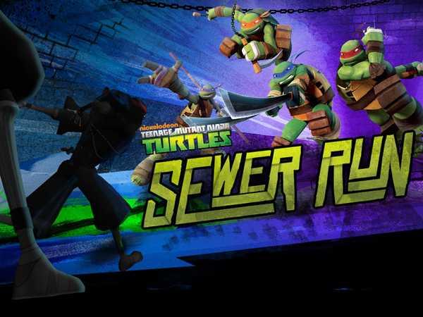 Teenage Mutant Ninja Turtles: Sewer Run