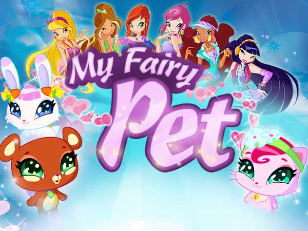 Winx Club: My Fairy Pet