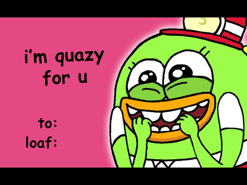Valentine's Day Just Got Quazy!!!