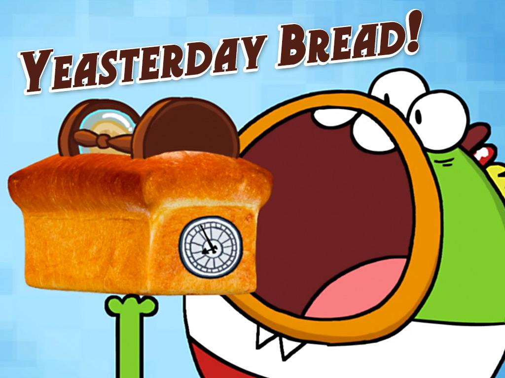 Yeasterday Bread!