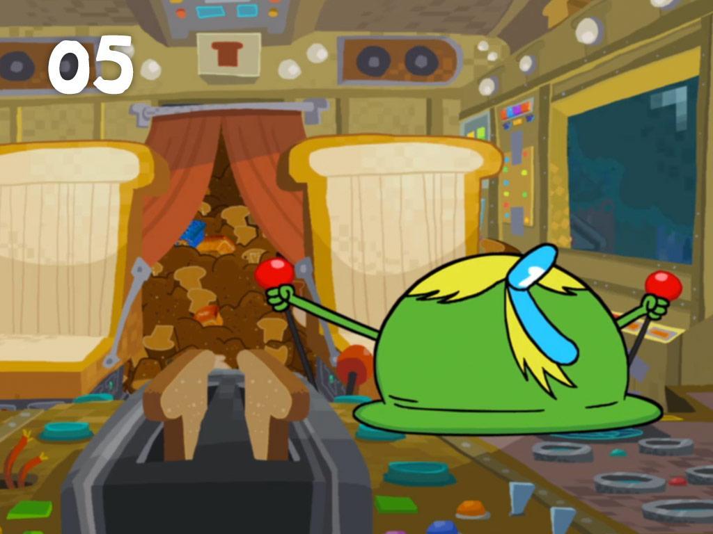 STEP 5: Fall asleep at the wheel...
