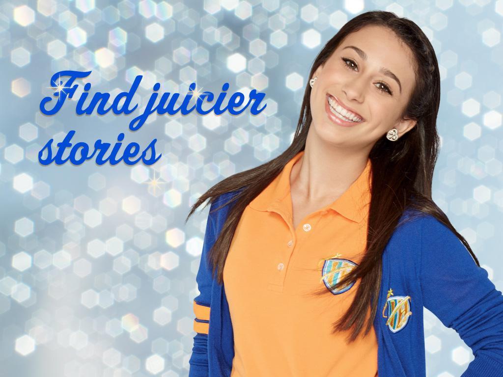 Find Juicier Stories