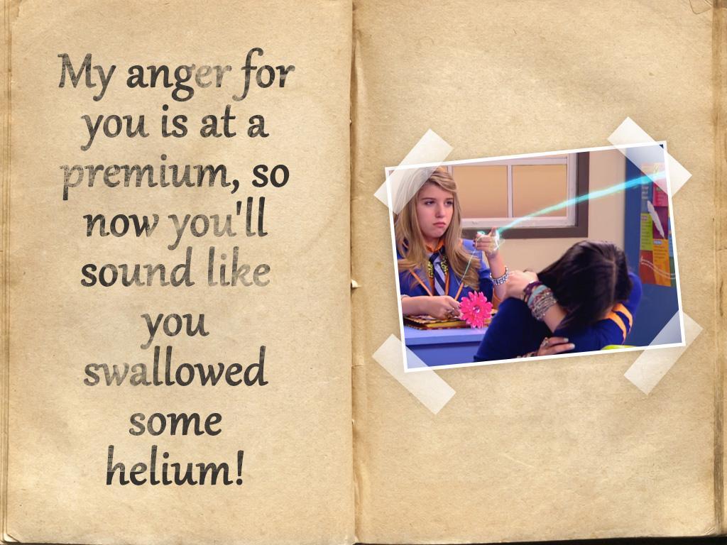 Helium Spell