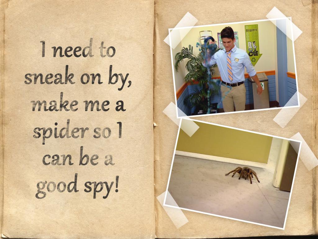 Spying Spell