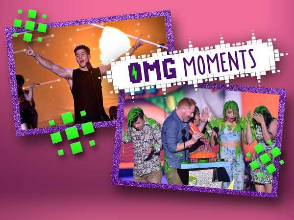 Kids' Choice Awards: OMG Moments!