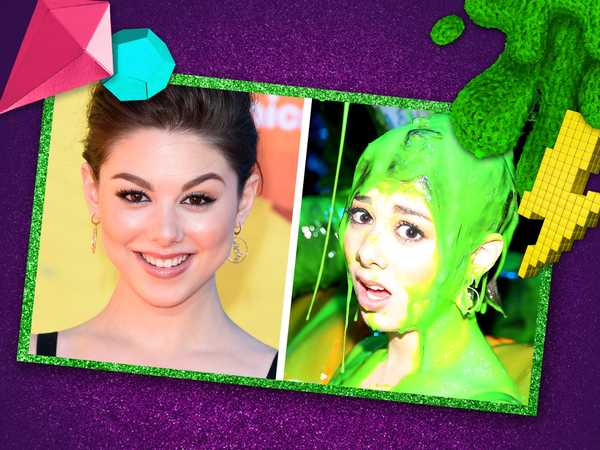 Kids' Choice Awards: Slime Before and Afters!