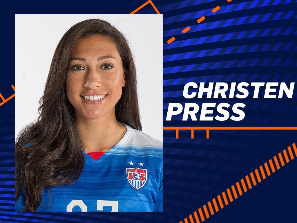 Christen Press